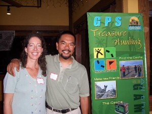 Geocaching Event Hosting