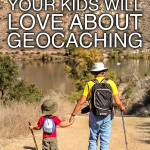 Kids Love Geocaching