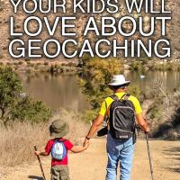 Kids Love Geocaching