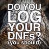 Geocaching DNF logs