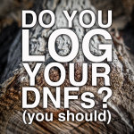 Geocaching DNF logs