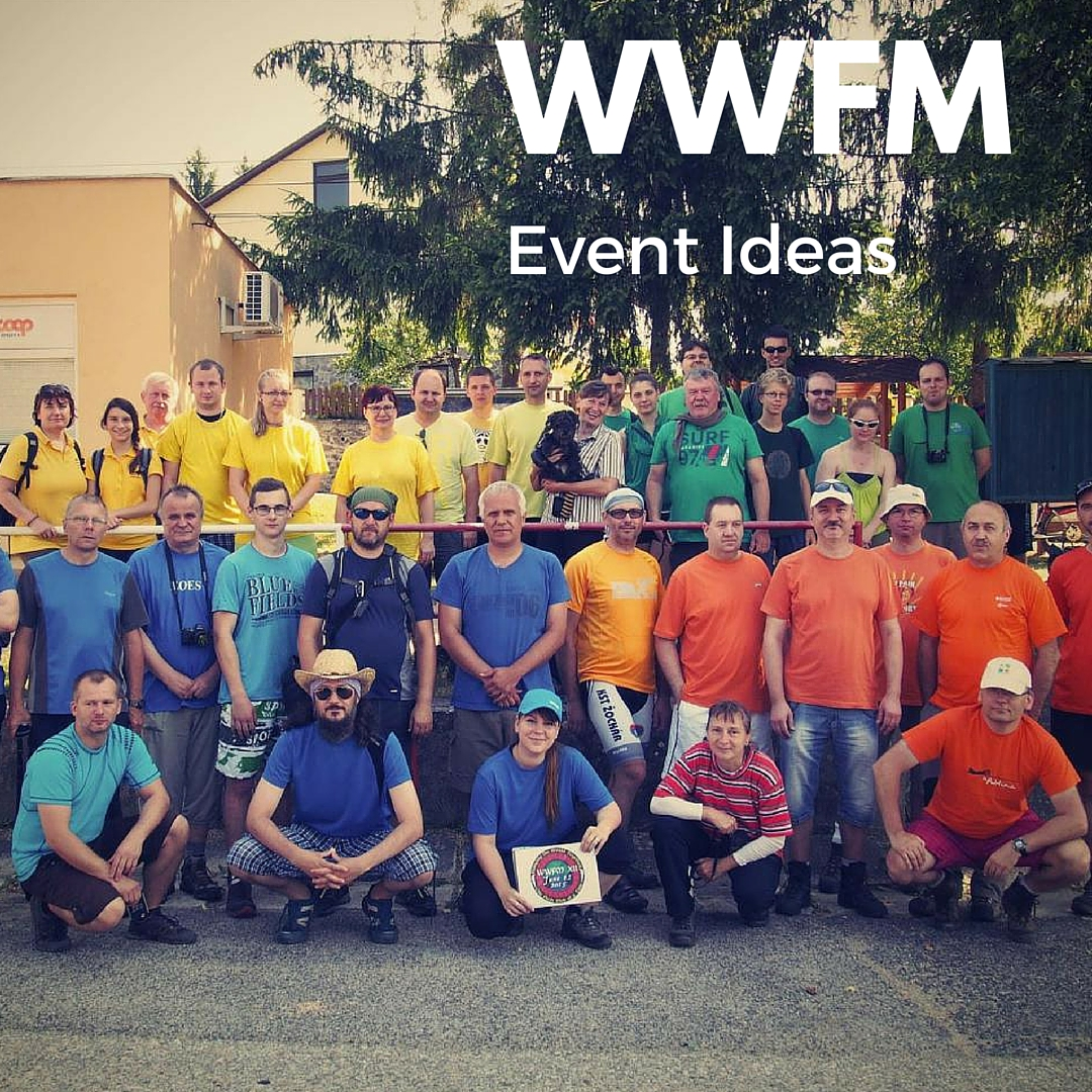 10 more fun ideas for a geocaching flash mob (part 3) - podcacher
