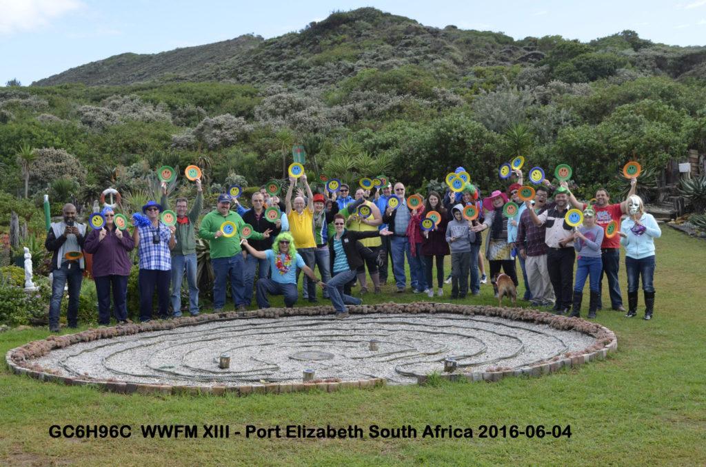 Geocaching WWFM South Africa
